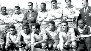 FIFA ,World Cup, chili,1962, brazil, winners,champions, team, team photo.