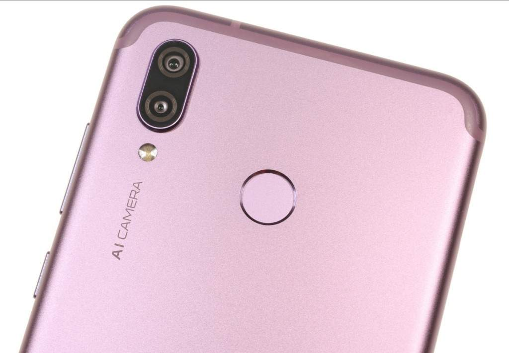 The Huawei Honor Play Dual Rear Cameras