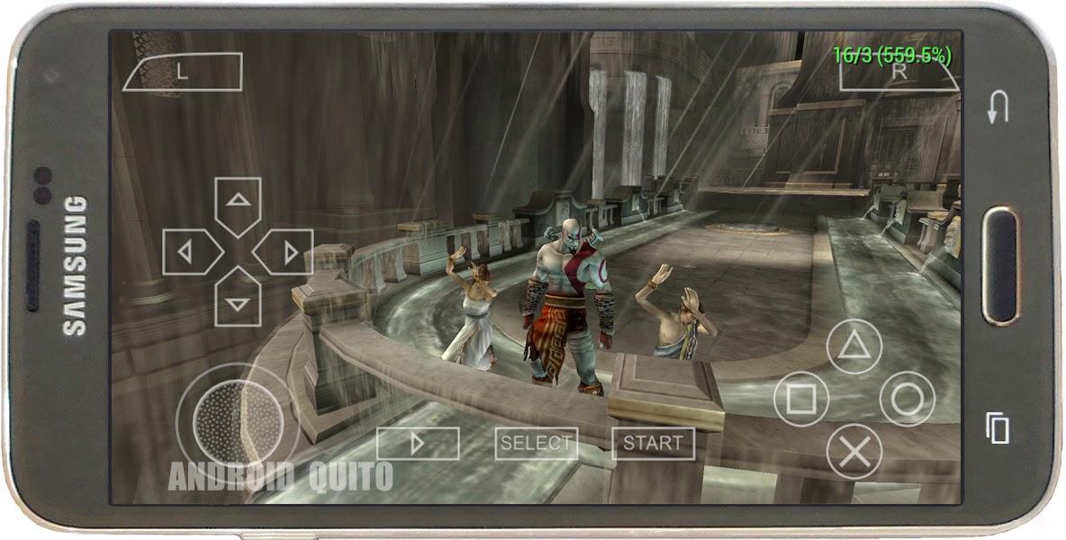Apocalipsis Games Como Tener Juegos De La Psp En Tu Android