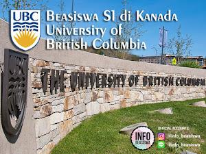 Beasiswa S1 di University of British Columbia Kanada