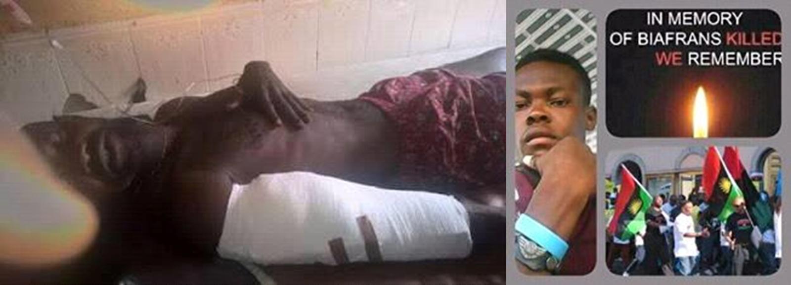IPOB Protest: Apprentice, Trader Shot Dead in Aba, Say Eye