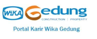 Lowongan Kerja PT Wijaya Karya Bangunan Gedung Tbk Sampai 12 Januari 2020