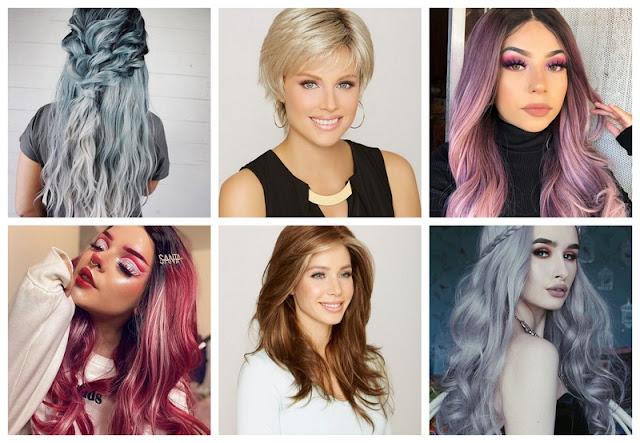 Inspired by UniWigs: fashion wigs