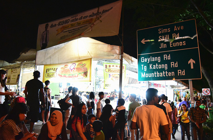 Apa Yang Boleh Anda Beli di Bazaar Ramadan di Singapura Dengan SGD10?