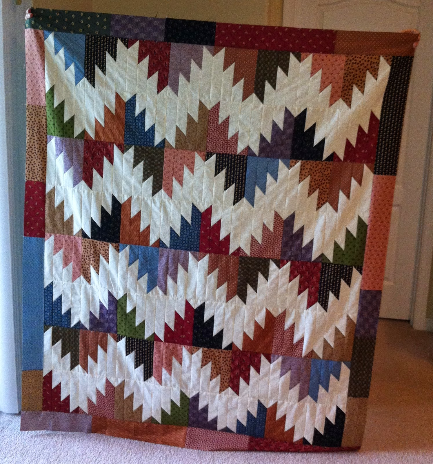Suzy S Quilting Room Scrappy Mountains Majesties