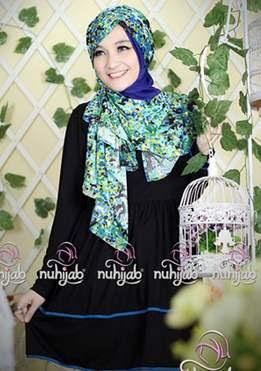 Aneka Model Hijab Trendy Untuk Lebaran