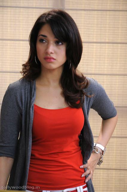 All Stars Photo Site: Bindu Madhvi Green Mini Skirt Spicy