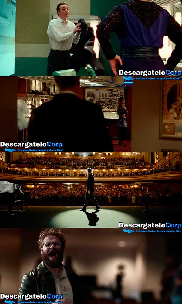 Steve Jobs HD 720p Latino
