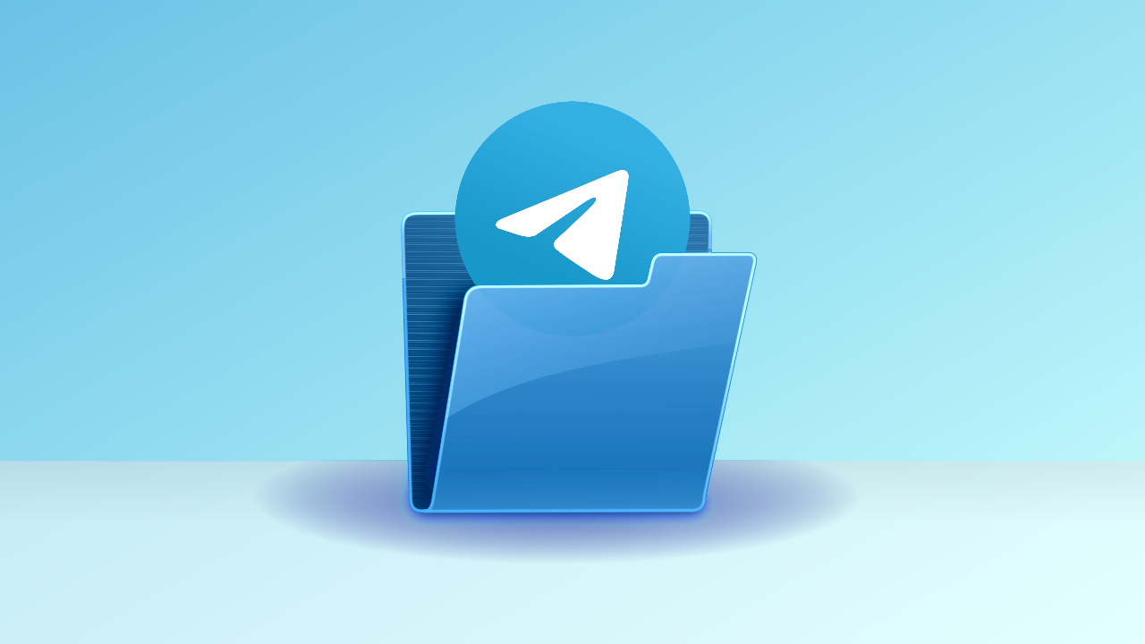 So you can easily organize your Telegram chats