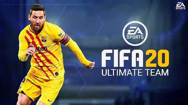 FIFA 20 Ultimate Team FIFA 16 MOD Download