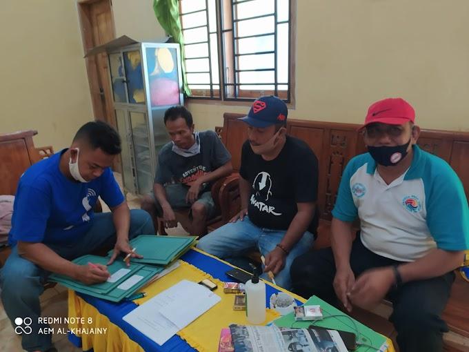 Antusias Warga Mendaftar Bakal Calon Kepala Desa Kajen Cukup Tinggi