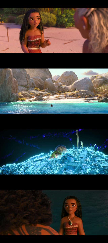 Moana: Un Mar de Aventuras (2016) HD 1080p Latino
