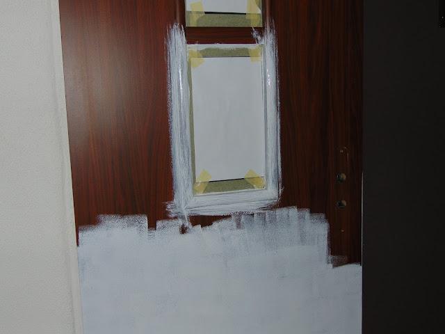 renowacja drzwi z płyty mdf