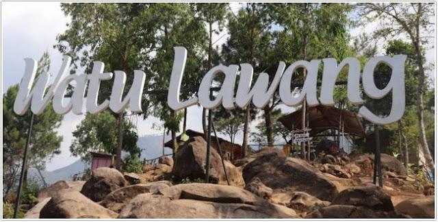 Watu Lawang;10 Top Destinasi Wisata Nganjuk;