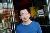 CEO Aplikasi TikTok,Ingin Jadi Raksasa Teknologi seperti Google dan Facebook
