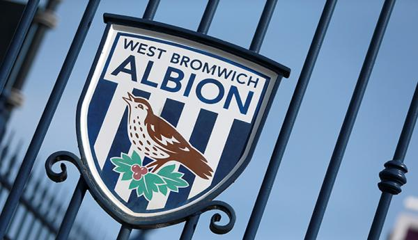 West Bromwich Albion Rekrut CR7
