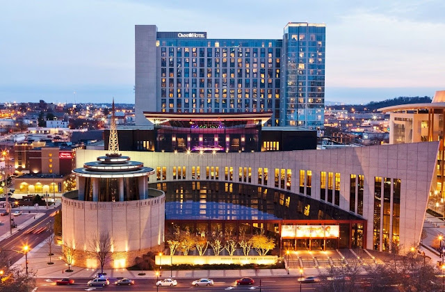 Country Music Hall Of Fame And Museum (Nashville, Tennessee, US)