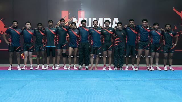 U Mumbai Team 2016