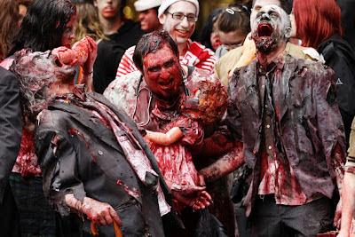 Zombie Walk Grosseto: 23 Giugno 2012