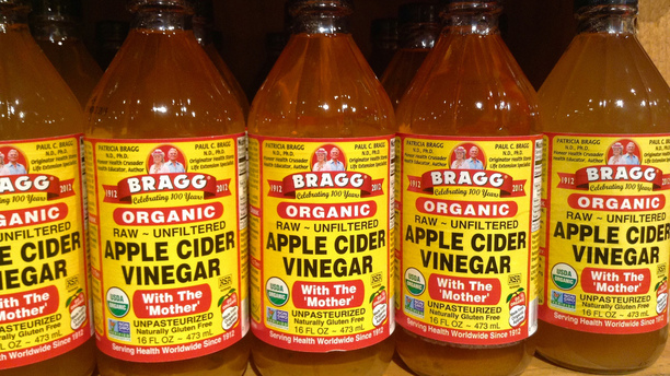 warts, skin tags, apple cider vinegar