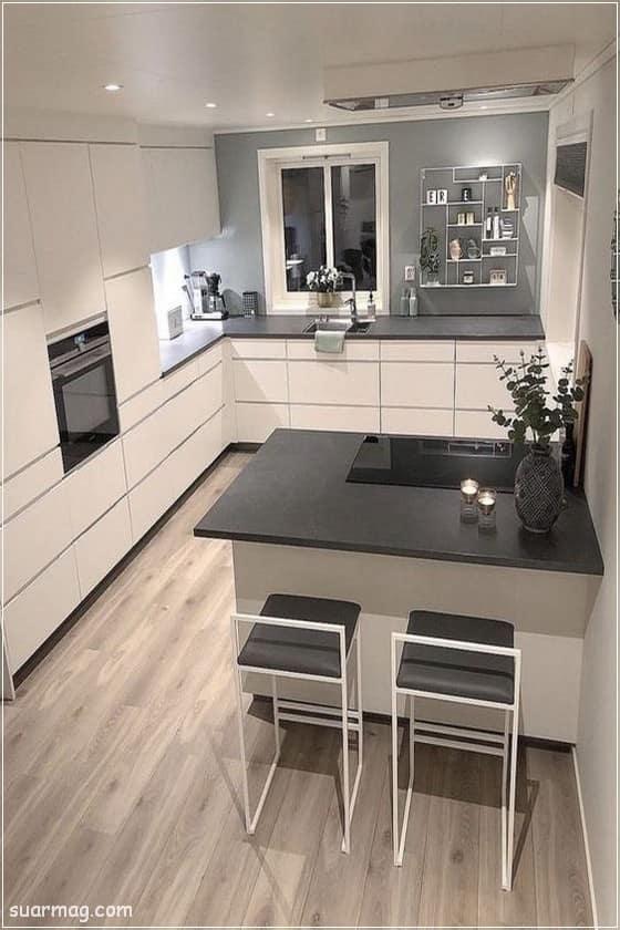 صور مطابخ - مطابخ مودرن 1   Kitchen photos - Modern kitchens 1