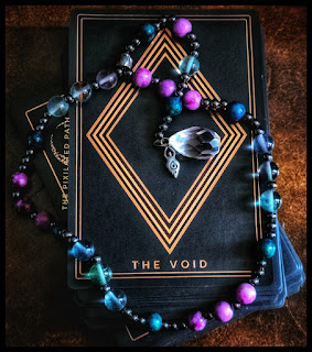 The Void Card from the Threads of Fate Oracle.