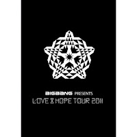 love and hope tour,big bang