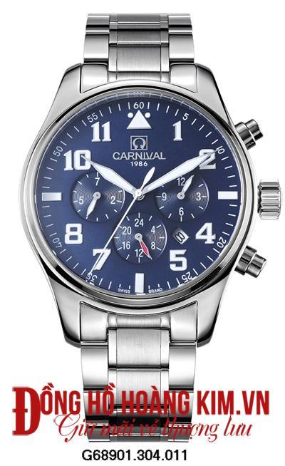 Đồng hồ Carnival chính hãng Thụy Sỹ