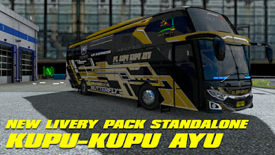Livery Pack Emperor Series Kupu Ayu by Mizta Doel