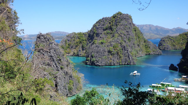 Coron travel requirements