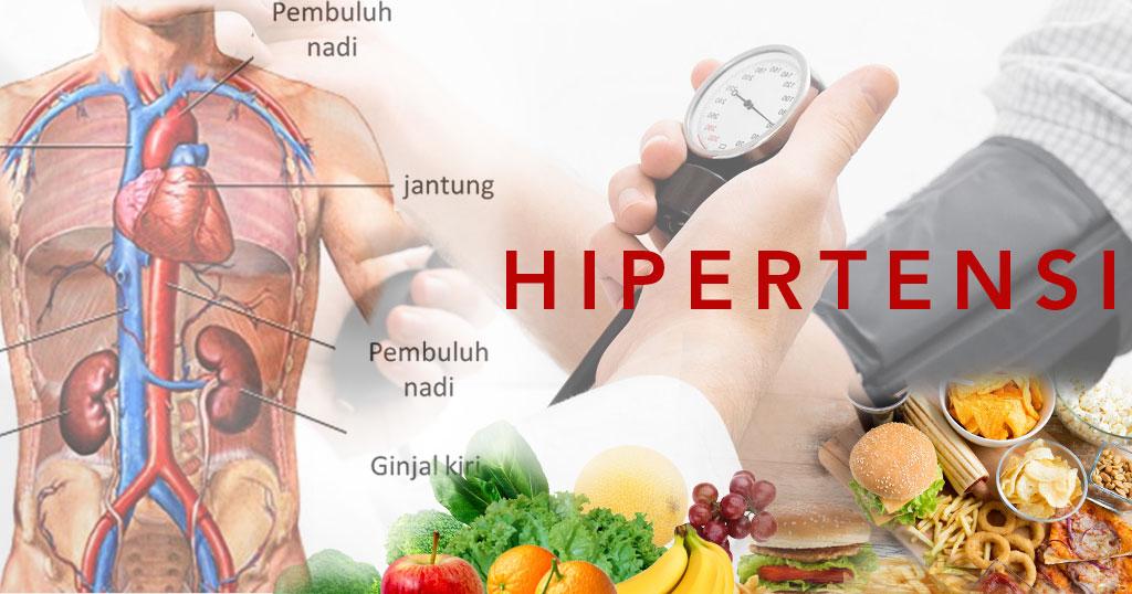 Mengatasi Darah Tinggi Dengan Nutrisi