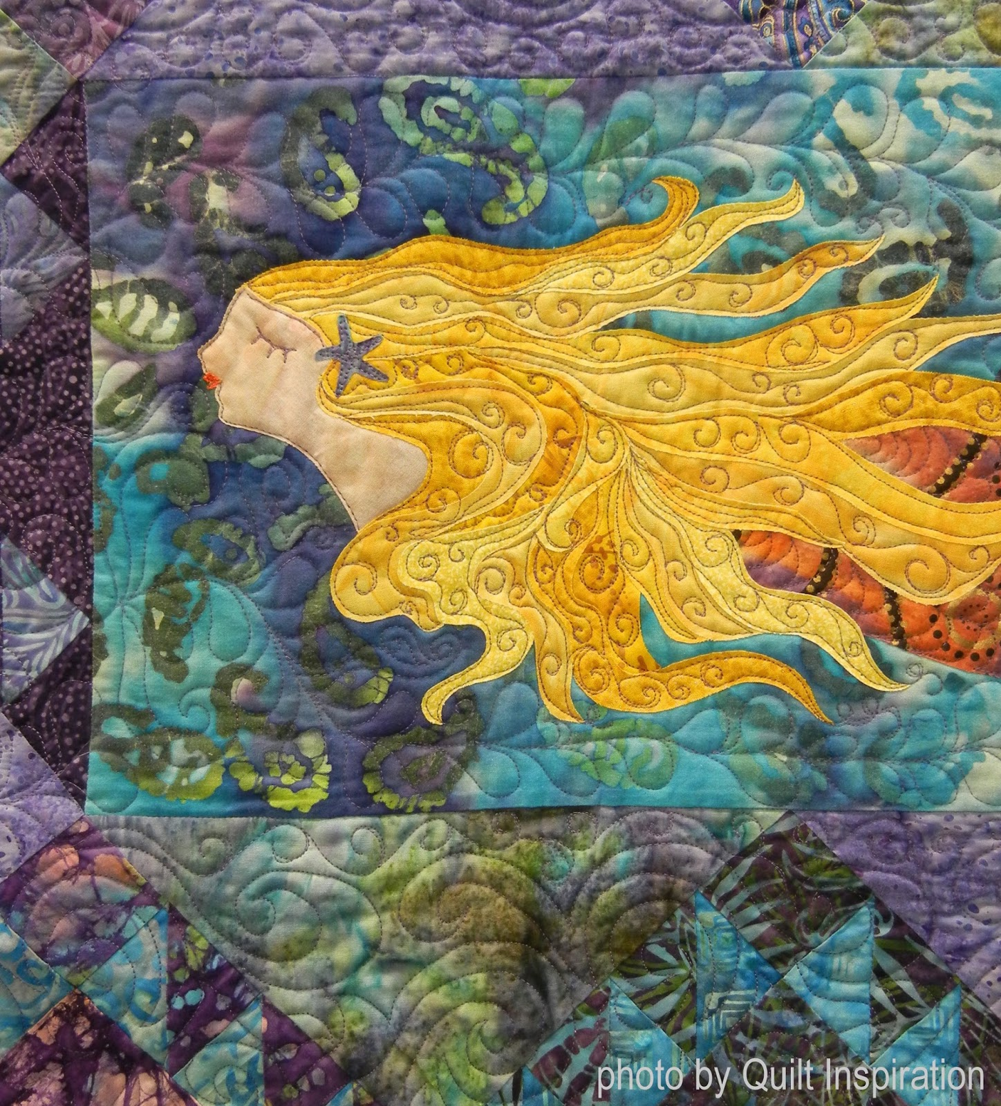 Quilt Inspiration Highlights Of The 2016 Aqs Quiltweek 4