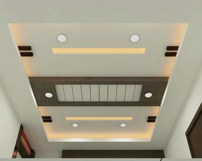 Jenis-jenis plafon PVC untuk Interior Rumah Terbaik