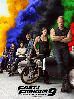 Download Fast & Furious 9 (2021) F9 The Fast Saga Full Movie HD 480p 720p