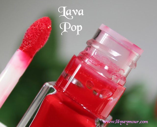 Clinique Pop Lacquer Lava Pop