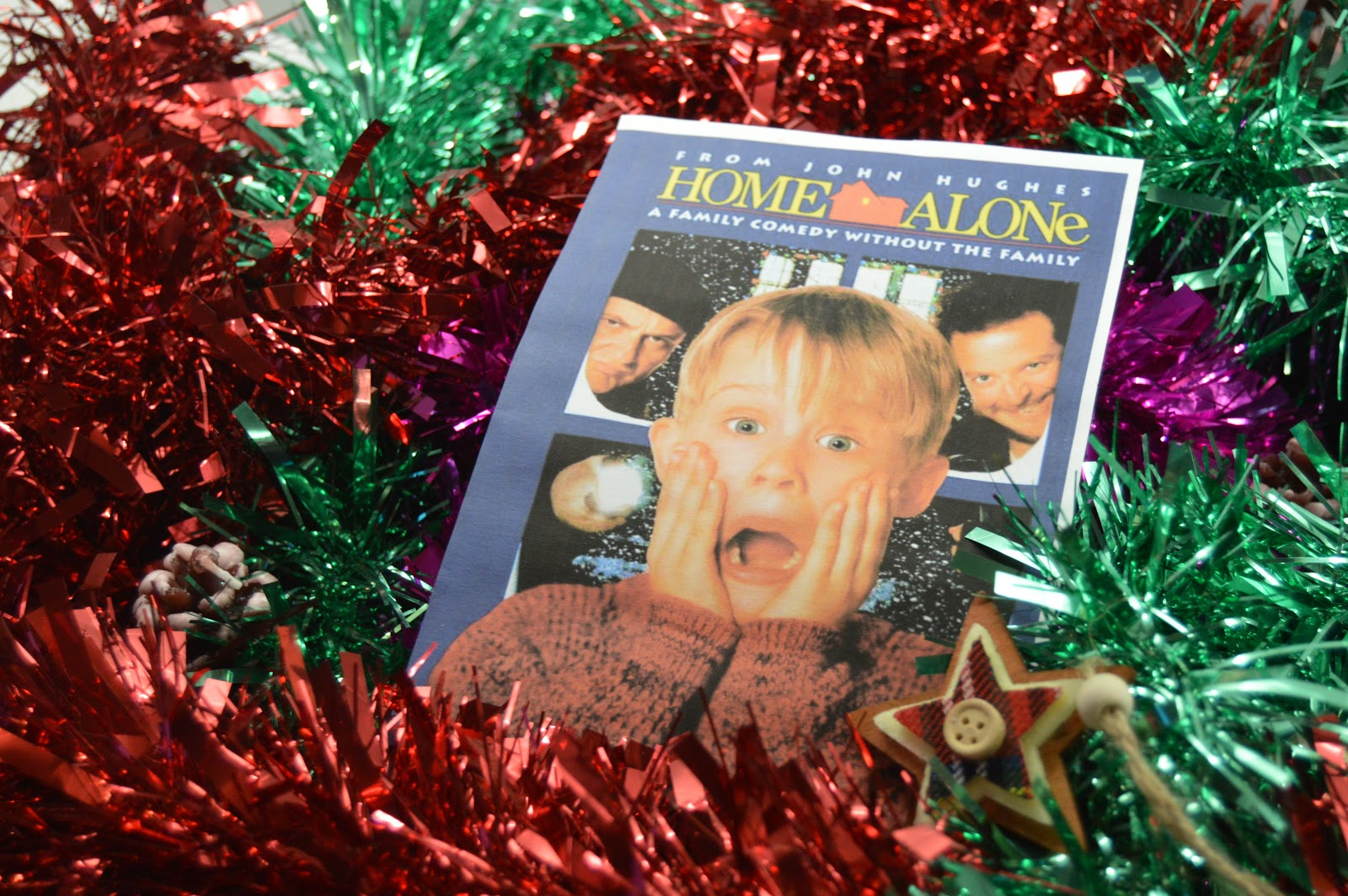 A photo of home alone movie