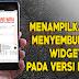 Cara Menampilkan dan Menyembunyikan Widget Blog Pada Versi Mobile