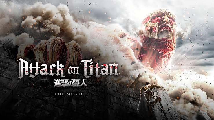 Attack on Titan: Part 1 (2015) Bluray Subtitle Indonesia