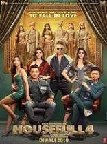 Housefull 4 (2019) DVDScr Hindi Full Movie Watch Online Free