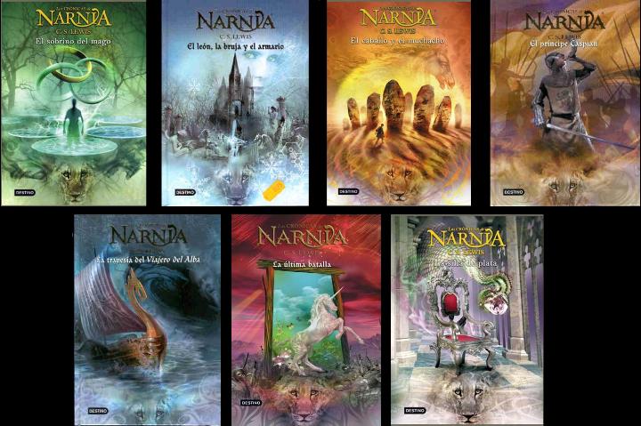 Saga-las-cronicas-de-Narnia-C-S-Lewis-book-tag-musical-nominaciones-preguntas-respuestas-opinion-literatura-blogs-blogger