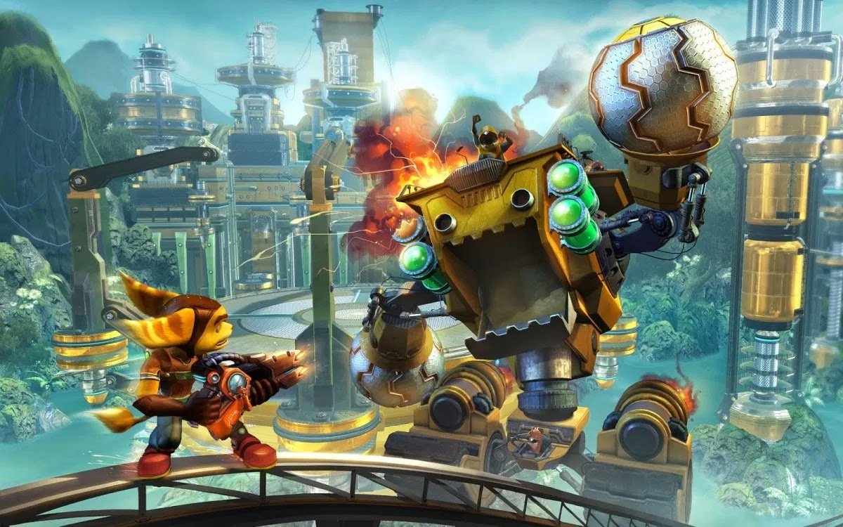 Ratchet & Clank free for Playstation
