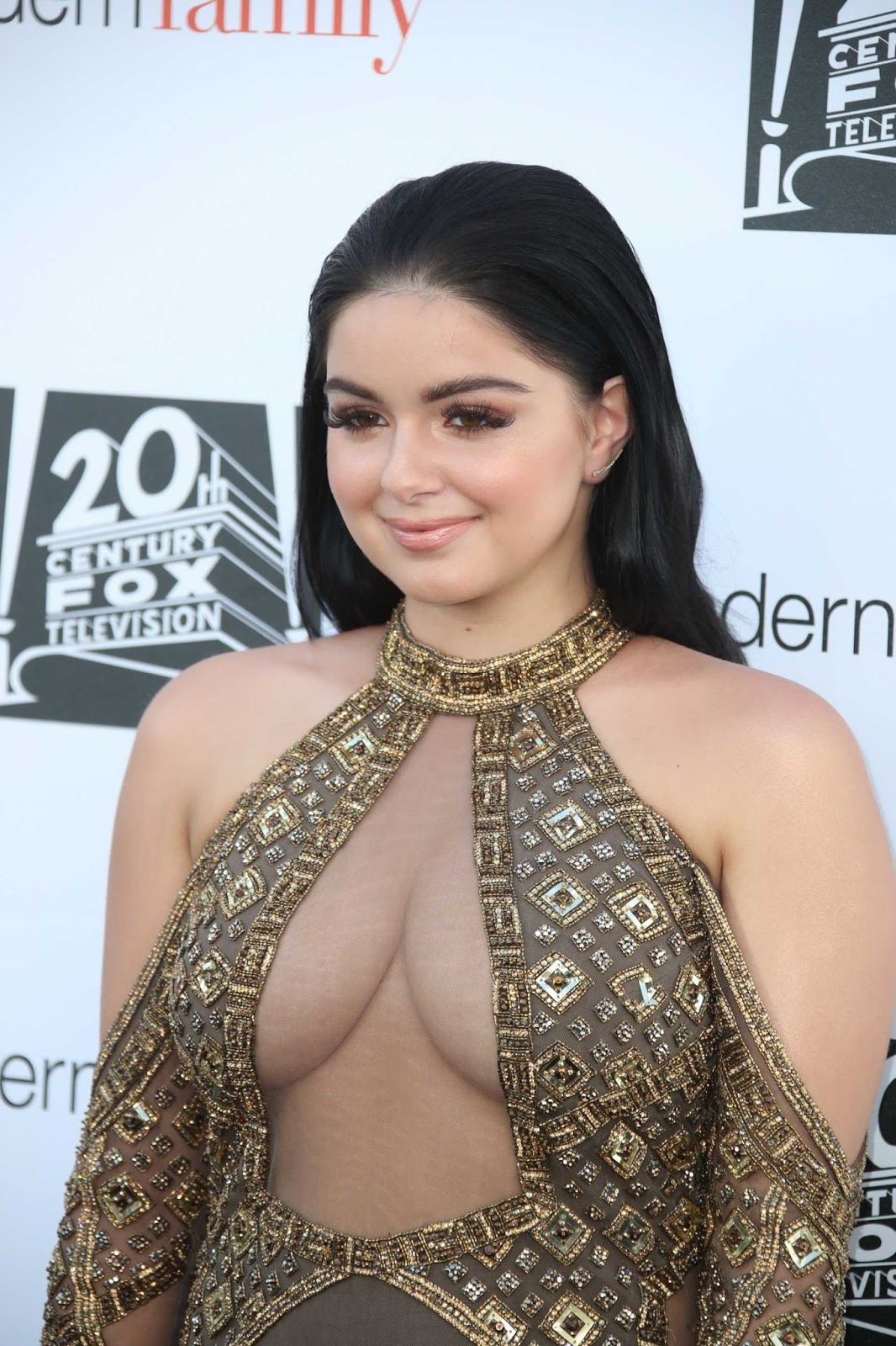 Ariel Winter at 'Modern Family' TV Show Special Emmy Screening in Los Angeles