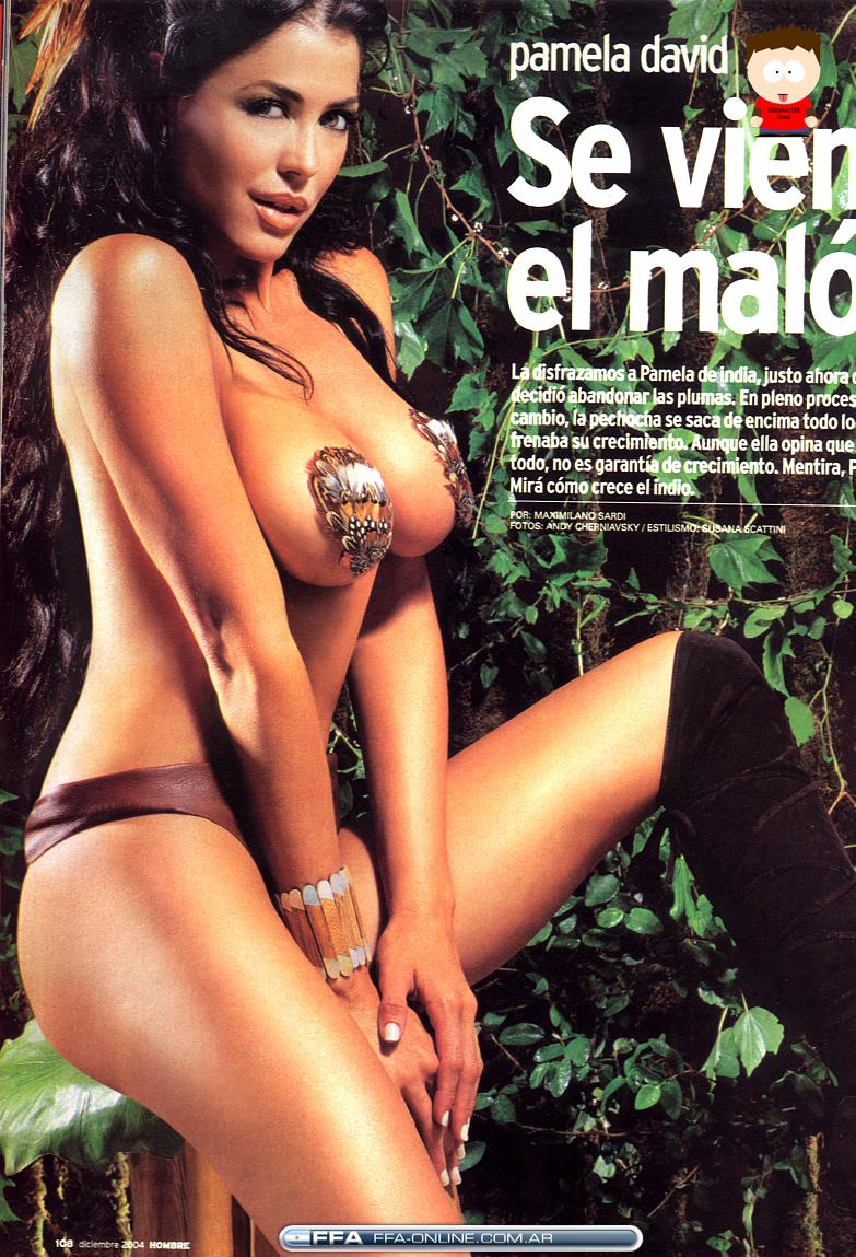 Pamela david nude pics