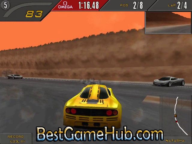 Need for Speed II SE PC Game With Crack Download Free