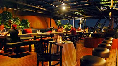 Sky Garden Bar Bali