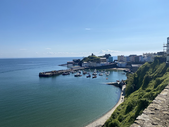 Tenby Harbour Wales