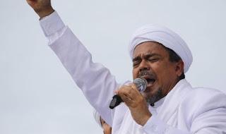 Habib Rizieq Serukan Aksi Bela Nabi 211 dan 411 Lewat Video Youtube
