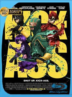 Kick-Ass (2010) BRRip [1080p] Latino [GoogleDrive] PGD