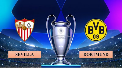 Dortmund vs Sevilla : Champions League Live Stream
