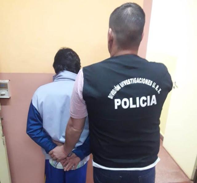 Arrestan en Posadas a un joven acusado de haber abusado de los tres nietos de su pareja